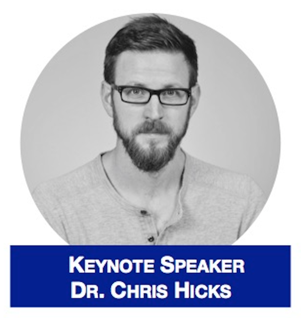 Keynote: Chris Hicks